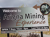 Click here to visit the Travelers411 Directory for Arigna Mine Experience