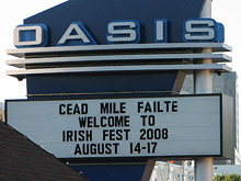 Milwaukee Irish Fest 2008 - sabrams.com Wisconsin Photo Gallery