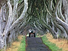 Causeway Coastal Route - Northern Ireland