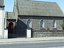 Templeharry Church - Moneygall, Ireland