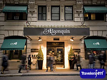 The Algonquin Hotel in Midtown