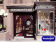 Serendipity3 Restaurant 225 E 60th