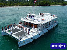 Click here to visit the Travelers411 Directory for Catamaran Adventures