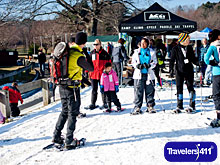 Click here to visit the Travelers411 Directory for Cross Country Ski Areas Association
