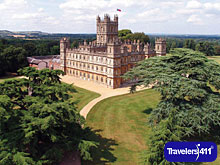 Click here to visit the Travelers411 Directory for Highclere Castle