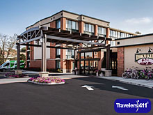 Click here to visit the Travelers411 Directory for Holiday Inn Saratoga Springs