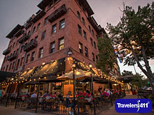 Click here to visit the Travelers411 Directory for Hotel Boulderado