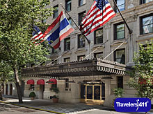 Click here to visit the Travelers411 Directory for Hotel Plaza Athenee New York