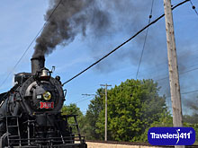 Click here to visit the Travelers411 Directory for Illinois Railway Museum