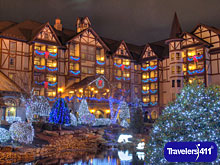 Click here to visit the Travelers411 Directory for Inn at Christmas Place
