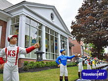 Click here to visit the Travelers411 Directory for National Museum of Racing and Hall of Fame