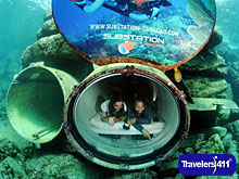 Click here to visit the Travelers411 Directory for Ocean Lens at Sea Aquarium
