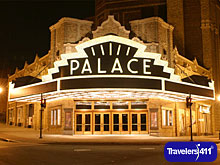 Click here to visit the Travelers411 Directory for Palace Performing Arts Center