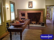 Click here to visit the Travelers411 Directory for Susan B. Anthony Birthplace Museum