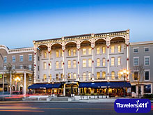 Click here to visit the Travelers411 Directory for The Adelphi Hotel