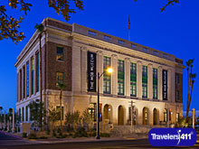 Click here to visit the Travelers411 Directory for The Mob Museum