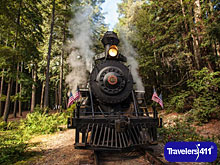 Click here to visit the Travelers411 Directory for The Skunk Train