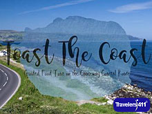 Click here to visit the Travelers411 Directory for Toast The Coast Food Tours