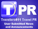 Click here to visit the Travelers411 Directory for Travelers411 Travel PR