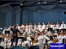 Click here to visit the Travelers411 Directory for Tanglewood Music Center