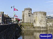 Click here to visit the Travelers411 Directory for King John's Castle