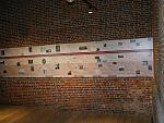Located in the orginial Icehouse, the Timeline Exhibit chronicles the history of Virginia, America, and the 11 generations of the Hill Carter Family...