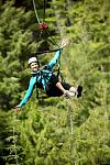 Soaring on Canada's longest ziplines with Superfly, Whister, B.C.