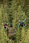 Only thing better than flying, is flying with a friend. All of Superfly ziplines allow you and friend to fly side-by-side. Superfly ziplines,...