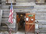 Located onsite is the Thornberry Museum, housed in a late 1800s cabin that gives a glance of logging camp life at the turn of the century.