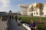 The Dresden Museum of Military History, redesigned by the architect Daniel Libeskind, is now the official central museum of the German Armed Forces....