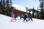 Big Sky Resort is known as one of the most family friendly ski and snowboard resorts. Offering children lessons, Kids Club, and more! Photo credit:...