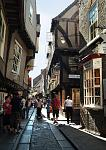 The Shambles, York  The Shambles is one of the best preserved medieval shopping streets in Europe.    © www.visityork.org