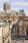York  York is one of England's finest and most beautiful historic cities. The Romans knew it as Eboracum.  To the Saxons it was Eoforwick. The...