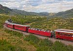 The Cumbres & Toltec Scenic Railroad is America's highest and longest narrow gauge railroad. While powered by authentic steam locomotives, the...