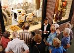 Tour the Culinary Institute of America. Stay for lunch and dinner or take a class!