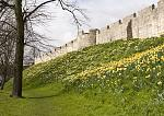 York City Walls  At 3.4 kilometres long, the beautifully preserved walls are the longest medieval town walls in England.  The completion of the...
