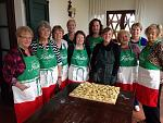 The Women's Travel Group Cooks Again March 2015