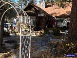 Downtown shops in Idyllwild California
