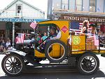 The Virginia City 4th of July Parade, the longest parade of the year, usually lasts an hour and a half.