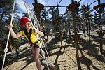 Heavenly Mountain Resort debuted three new ropes challenge courses and two zip lines in summer 2014, with additional expansion plans under review.