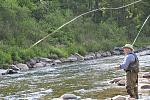 Fly Fishing  in Greene County