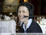 Kilronan Castle - on air. Michelle Coghlan, General Manager