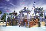 Reunion Water Park children's play area