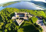 Fort Ticonderoga is located on Lake Champlain, nestled between the Green Mountains of Vermont and New York's Adirondack Mountains.  The 2000 acre...