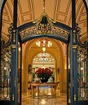 Palace Hotel Front Entrance
