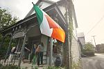 Irish Shopping in Historic Dublin, Ohio
