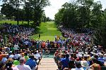 the Memorial Tournament in Dublin, Ohio