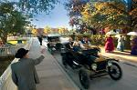 Model Ts at Greenfield Village Photo Credit: Pure Michigan