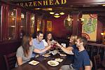 Brazenhead Pub in Historic Dublin
