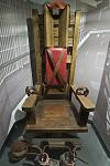 Electric Chair   Photo Credit: Alcatraz East Crime Museum